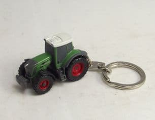 Fendt 828 Vario Tractor Key Ring