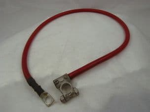 Heavy Duty Positive Red Power cable (870mm)