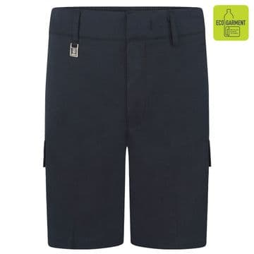 Boys Cargo Shorts - BS3077 - NAVY
