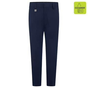 Boys Slim Fit Junior Trousers - BT3051  - NAVY