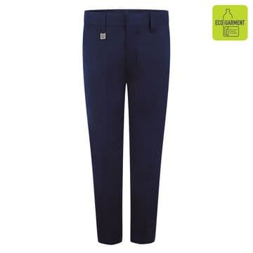 Boys Standard Fit Junior Trousers - BT3052 - NAVY