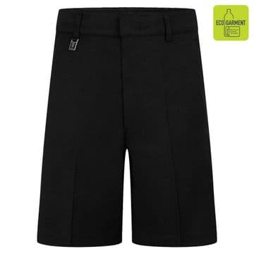Boys Standard Fit Shorts - BS3076 - BLACK