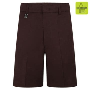 Boys Standard Fit Shorts - BS3076 - BROWN