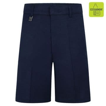 Boys Standard Fit Shorts - BS3076  - NAVY