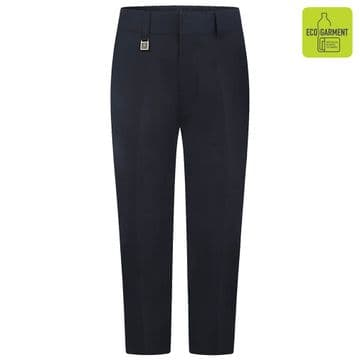 Boys Sturdy Fit Junior Trousers - BT3054 - NAVY