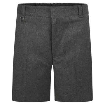 Boys Sturdy Fit Shorts - BS3078  - GREY
