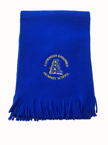 Canewdon Scarf - Royal