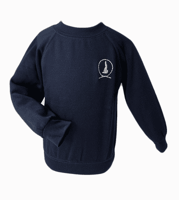 Great Wakering P.E. Sweatshirt - Navy