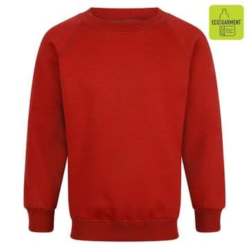 P.E. Sweatshirt - Red
