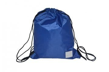 Plain Infant P.E. Bag - ROYAL