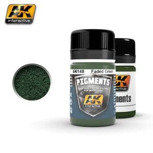 FADED GREEN PIGMENT<br> AK148