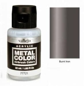 Metal Color - Burnt Iron 32ml<br> VAL77721
