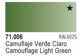Model Air - Camouflage Light Green 006 <br>Vallejo71006