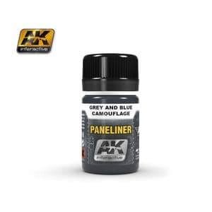PANELINER FOR GREY AND BLUE CAMOUFLAGE<br> AK2072