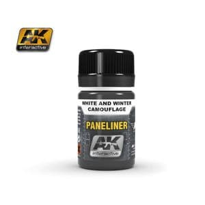 PANELINER FOR WHITE AND WINTER CAMOUFLAGE<br> AK2074