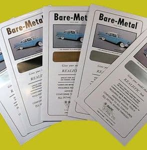 Bare Metal Foil  Black