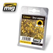 LIME - DRY LEAVES<br>A.MIG-8405