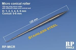 RP Toolz Micro conical roller