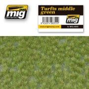 TURFTS MIDDLE GREEN<br>A.MIG-8355
