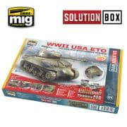 WWII AMERICAN ETO SOLUTION BOX<BR>A.MIG-7700