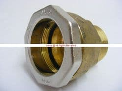"""3/4"""" Durapipe Polyorc Mains/Swimming Pool Pipe 27mm OD x 3/4"""" BSP Male Adaptor - Bespoke Part"""