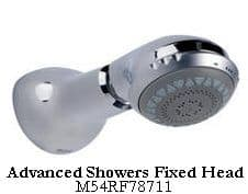 Advanced Showers Fixed Head M54RF78711