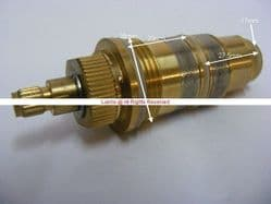 Alba 3 Ring BDYT Screw In Thermostatic Shower Cartridge POLY SC62 - Bespoke Part