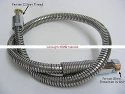 American Aquajet Pre Rinse 910mm Hose (for 22mm Thread) UOL6-16 Bespoke Part