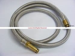 Aqualisa Braided K Series Tower Column Shower Hose OFC15 - Bespoke Part