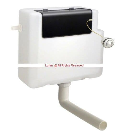 Castle Replacement Compact Concealed Cistern