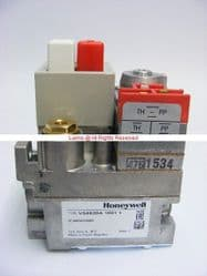 Honeywell VS8820A1001 Gas Valve (Used mostly on Swimming Pool Boilers) - Bespoke Part