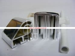 Ideal Coraline/Coroline Mk1 Seat Hinges E9881AAMK2 Bespoke Part