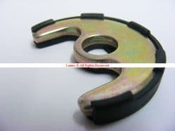 Ideal Standard M10 Half Backnut & Clip on Washer Washer A911943 I54187N8711 C73A