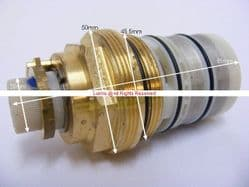 Iowa Commercial Thermostatic Shower Cartridge - Bespoke Part