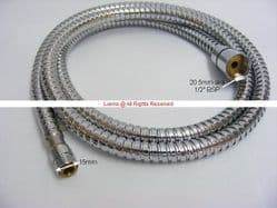 Malay 1.5m Spiral Sink Mixer Pullout Hose