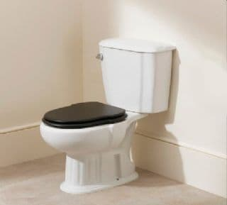 Sanitana Original UK Cistern - Right Hand Lever (WC Pan Not Included) - Bespoke Part