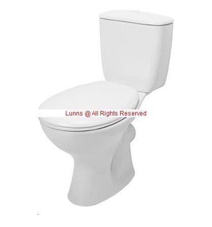 Replacement Close Coupled WC Suite (Pan/Lever Cistern/Seat) - Bespoke Part