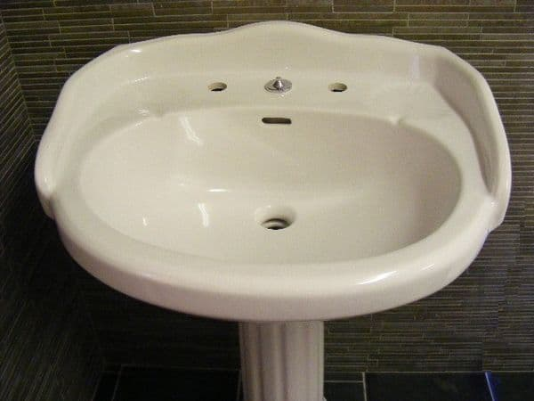 Sanitana Original 650mm Basin aka Heritage Bathrooms COLONIAL - Bespoke Part