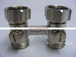 "Simplex In Line 3/4"" M&F Manifold - Bespoke Part"