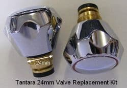 Tantara 24mm Washer Valve Replacement Headwork Kit