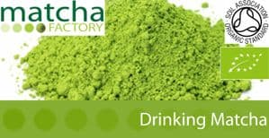 It is made with slightly larger leaves than the premium grade matcha green tea and therefore carries a little more astringency in its flavour.