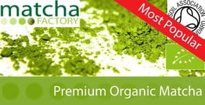 Our second highest grade of matcha green tea a great tea and a great place to start out with matcha.