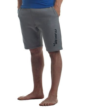 Essential Core Fleece Shorts (Titanium Grey)