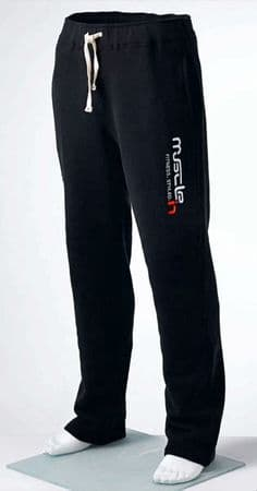 Falcon Fleece Pants (Black)