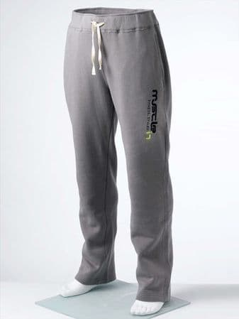 Falcon Fleece Pants (Titanium) | Muscle-In