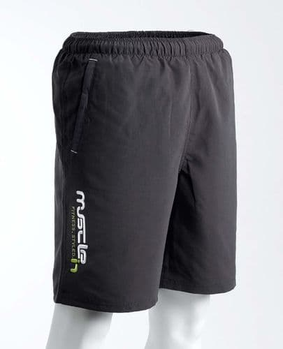 Harrier Lightweight Woven Short (Ebony)