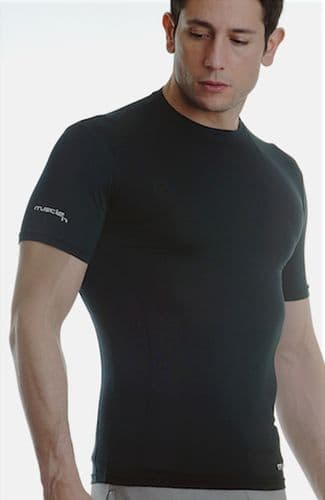 MI-Skin Snipe Top (Solid Black)