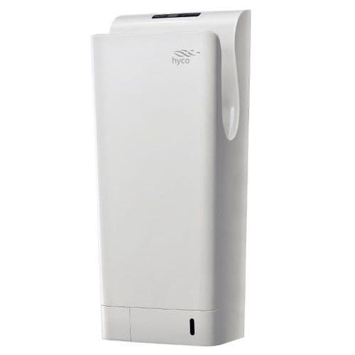 Hyco BLADEW New Blade White 1.85KW Automatic High Speed Hand Dryer