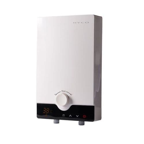 Hyco IN96T Aquila 9.6kw Thermostatic Instantaneous Inline Water Heater