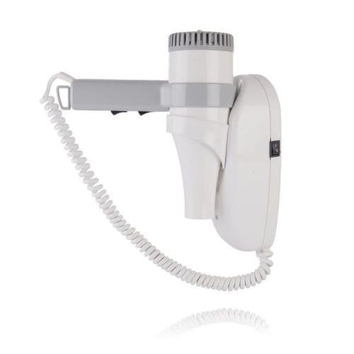 Hyco Opal HD190I 1400W Wall Holster Mounted Automatic Hair Dryer